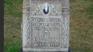 Testigos de Jehová (Funeral y entierro del Pastor Charles Taze Russell en 1916)