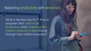 Manage your mobile devices and apps with Microsoft Intune