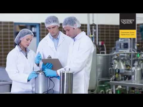 University Of Guelph Food Safety & Quality Assurance