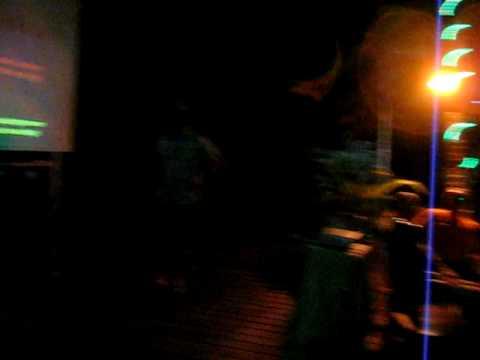 Karaoke in Jaco, Costa Rica by Steven Luciw