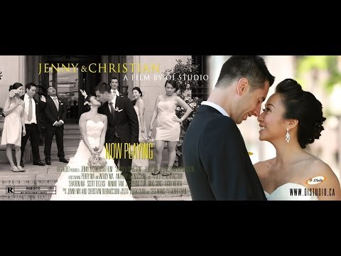 Toronto Chinese Italian Wedding (Jenny & Christian Feature film)