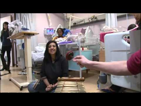 Vital Arts Lullabies at the Royal London Hospital