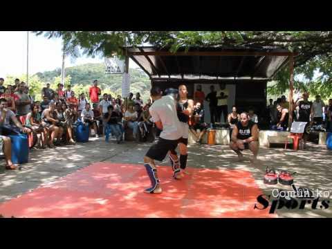 EXIBICAO NO DCE UFV 1 VICOSA FIGHT MMAwmv