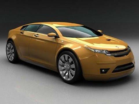 #689. GAZ Volga 5000 GL Concept [RUSSIAN CARS]