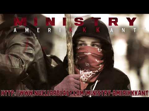 """MINISTRY - """"AmeriKKKant"""" is out now! (OFFICIAL TRAILER)"""