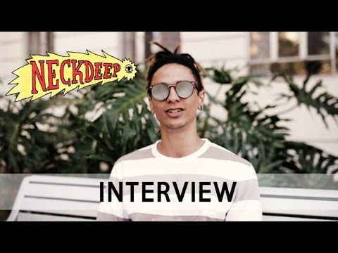 Neck Deep Interview | New Album | New Chapter? | The Peace And The Panic
