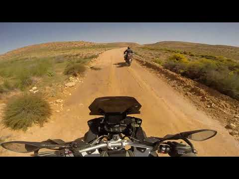 Tunisia of road 2018 BMW R 1200 GS ADVENTURE
