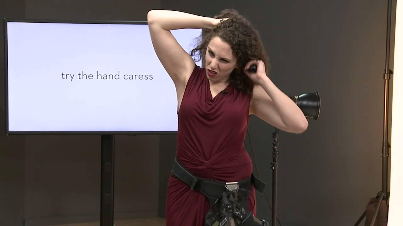posing women s hands for portraits with lindsay adler youtube
