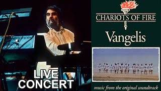 Carros de Fuego - Charriots of fire - Vangelis