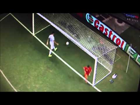 belgium 2 x 1 USA for the World Cup 2014 Goals