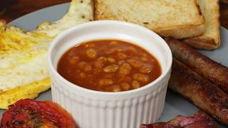 How to prepare a full English breakfast | SIZZLE