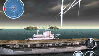 Ultimate Sea Battle 3D  Stage 4 Mission 20 Boss