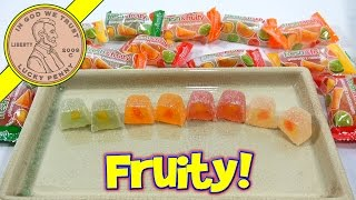 Candy From Poland!  Fresh & Fruity Jellies By Wawel
