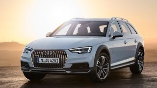 2017 Audi A4 Allroad Quattro Review Rendered Price Specs Release Date