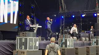 Let's Rock North East  Heaven 17   Come live with me