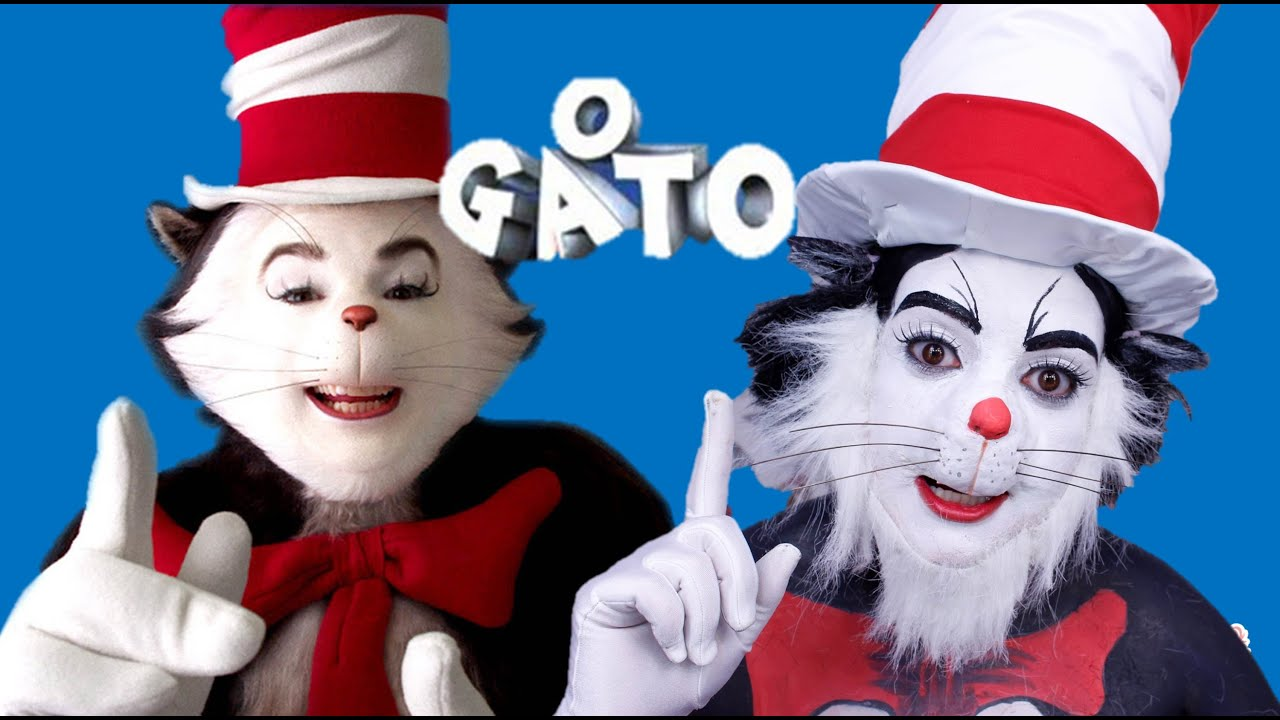 Cat in the hat face makeup the cat in the hat makeup tutorial