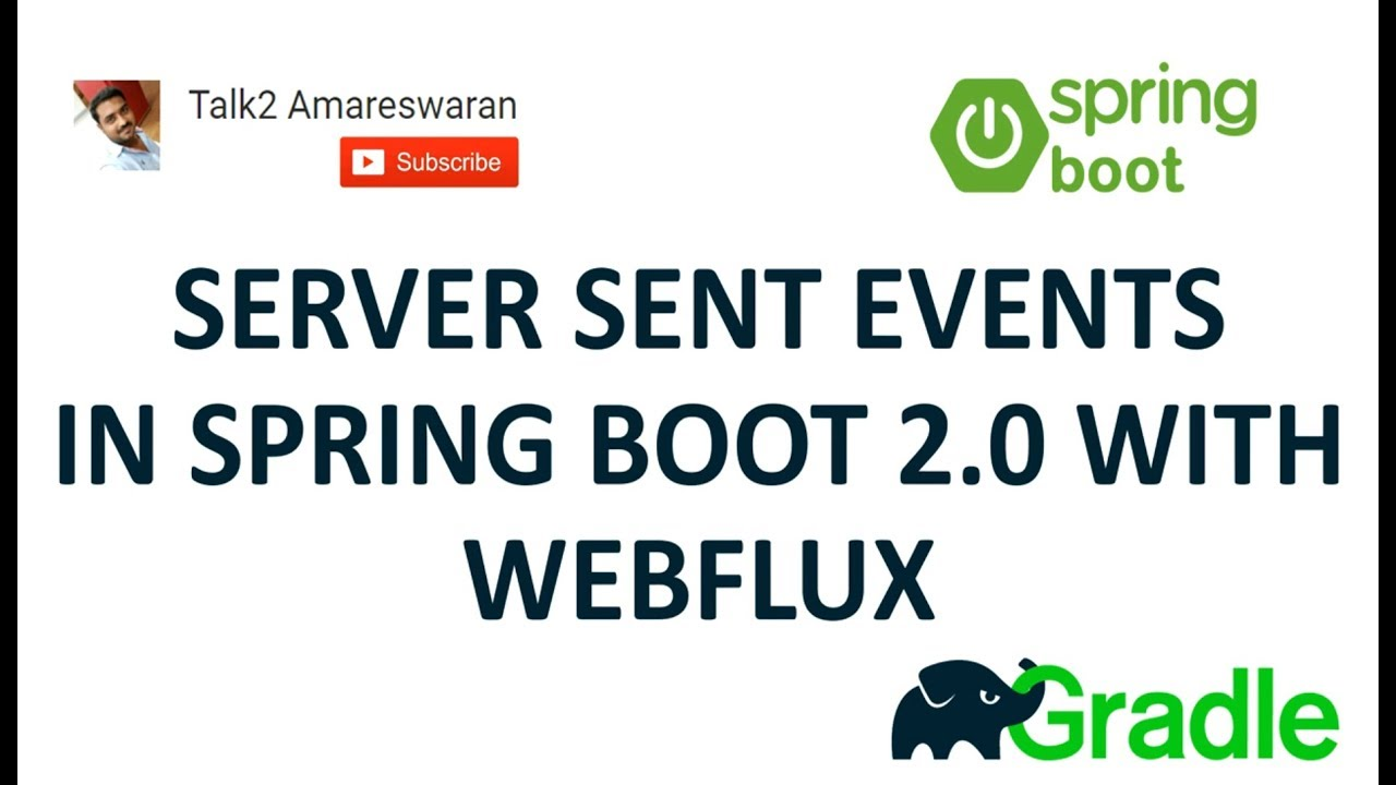 Server Sent Events in Spring Boot 2 0 with Web Flux