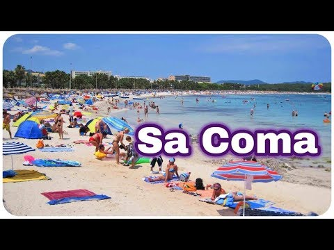 Sa Coma - Mallorca (Majorca), Spain