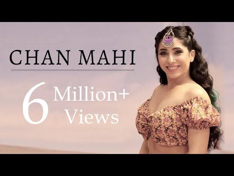 Thumbnail: Chan Mahi | Neha Bhasin | In Collaboration with Naina Batra | Punjabi Folk Song
