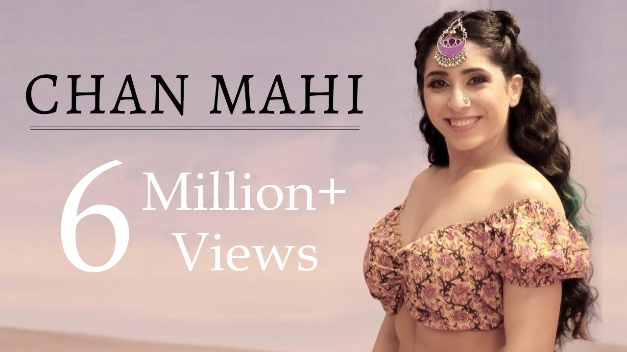 Chan Mahi | Neha Bhasin | In Collaboration with Naina Batra | Punjabi Folk  Song