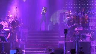 Debbie Schippers - Black Cat - The Voice of Germany live in Concert - Leipzig 28.12.13