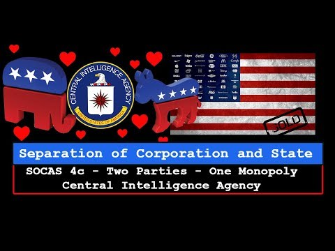 Two Parties - One Monopoly - CIA - SOCAS4c