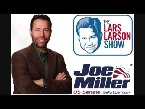 Lars Larson Endorses Joe Miller For U.S. Senate