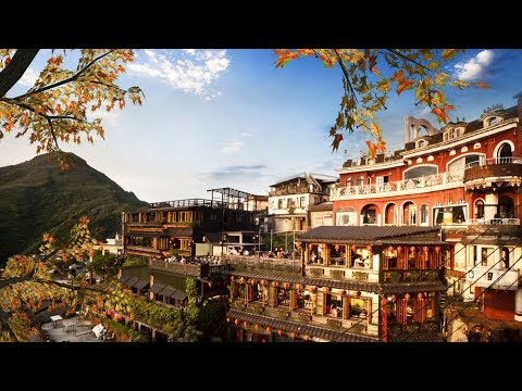 Taipei Chiufen Village and Northeast Coast Half-Day Tour