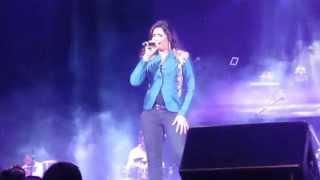 Shreya Ghoshal Live in Trenton, NJ 8/23/14  (Teri Meri-Bodyguard)