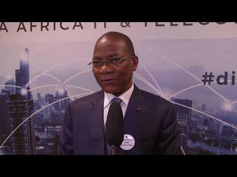 Africa IT & Telecom  Forum  : Le Gabon Numérique honoré à Abidjan.