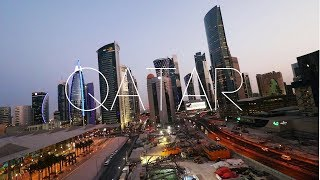 Flying Into Doha - First Impressions of Qatar