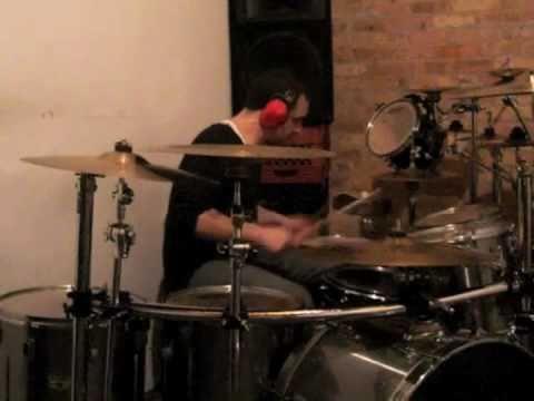 Incubus - Nebula Live(Drum cover)