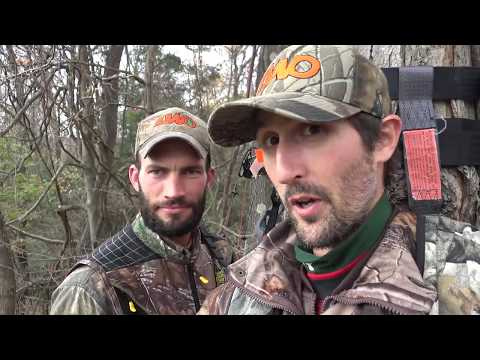 Archery Deer Season Rut Hunt 2017 - Royer