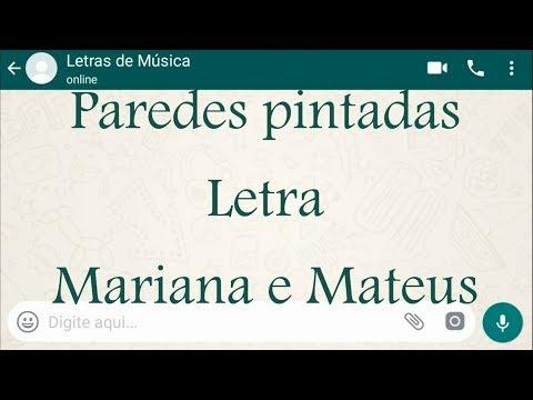 Paredes pintadas mariana download hd torrent - Paredes pintadas ...