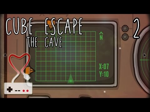 UNDERWATER CRANE GAME | Cube Escape: The Cave - FINAL - United We Play