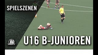 FC St. Pauli U16 – SV Nettelnburg-Allermöhe U17 (25. Spieltag, B-Junioren Regionalliga Nord)