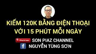 LiveStream - Hướng dẫn kiếm tiền Online tại nhà: Chia sẻ thật lòng từ Son Piaz, giúp bạn thành công