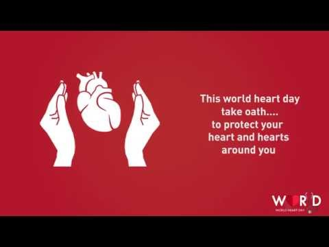 World Heart Day---A Call to Take Care of Your Heart - YouTube