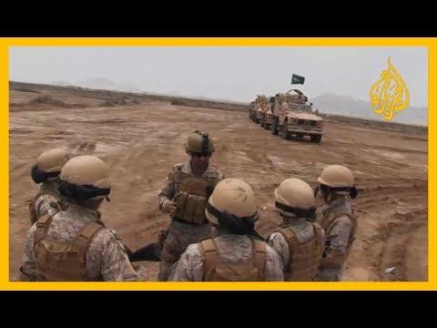 ???? ????قوات سعودية تقتحم معبر #شحن بمحافظة المهرة اليمنية.. ما الأهداف؟  - نشر قبل 4 ساعة