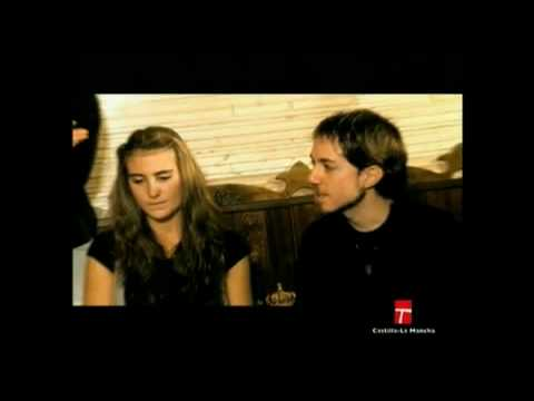 Música celta Celtic music  ZAMBURIEL en TV Castilla La Mancha :  Entrevista + La plata y el oro