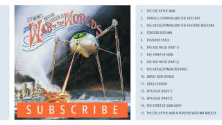 Jeff Wayne   Musical Version of The War of the Worlds Full Album