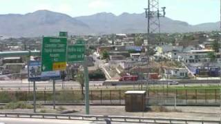 El Paso, Texas (USA) / Mexican Border