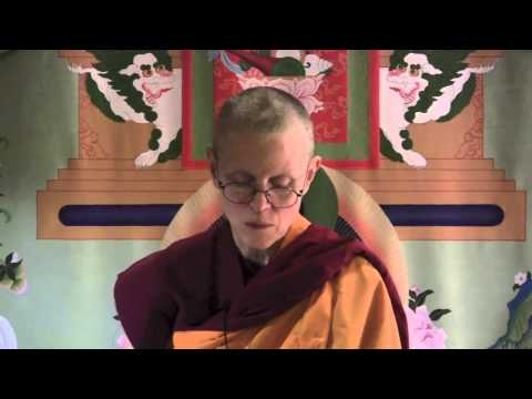 Guided meditation: Taking refuge in the Three Jewels
