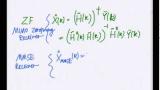 Mod-01 Lec-32 MIMO-OFDM (Contd.)