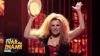 Michaela Badinková jako Fergie