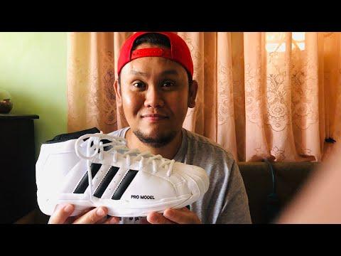 "Vlog #13 ""Adidas Pro-Model 2G"""