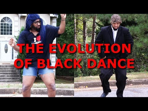 The Evolution of Black Dance! 🙌🏾🔥@TheKingOfWeird