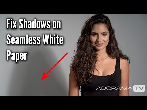 How To Control Background Shadows: Exploring Photography With Mark Wallace