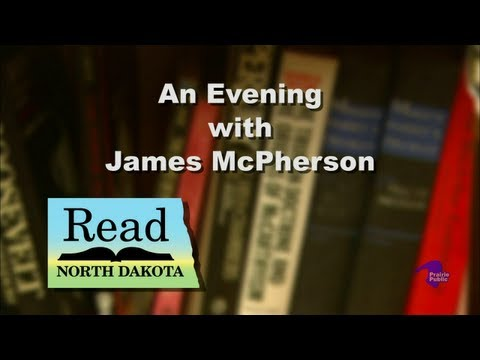 Read North Dakota Presents; An Evening With James McPherson (2008)