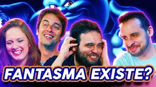 OS FANTASMAS SE DIVERTEM - Jogo do Especialista